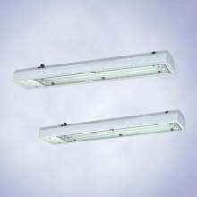Аварийные светильники излистовой стали для люминисцентных ламп