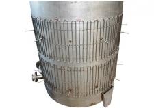 Где применяется высокотемпературный нагревательный кабель с минеральной изоляцией?