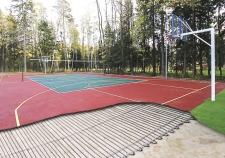 Обогрев спортивных площадок