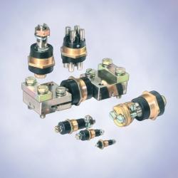Болтовые гермопроходники серии 8171