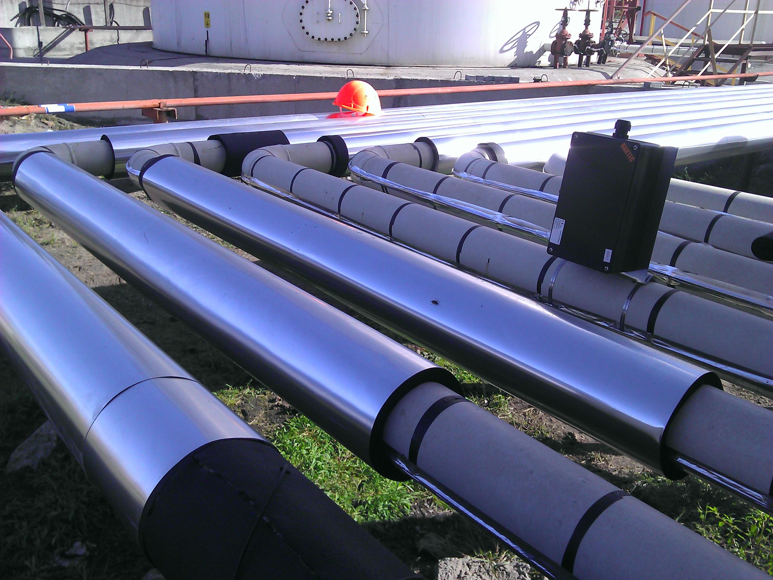 Как обогреть трубопровод с помощью системы кабельного обогрева | Electro  Group