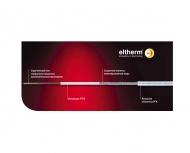 Нагревательный кабель ELKM-AG-H до 260 °C