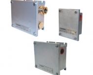 Ответвительная розетка для сопровождающего обогрева - монтаж на стене Серия TEF 1058