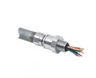 Кабельный ввод для всех типов неармированных кабелей и кабелей с  армированием проволочной оплеткой, проложенных в шланге  Серия A2FRC