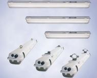 Светильники для  люминесцентных ламп,  серия ECOLUX 6600