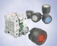 Кнопки с подсветкой,  серия 8082/8010