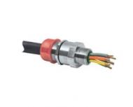 Кабельный ввод для всех типов неармированных кабелей и кабелей с армированием  проволочной оплеткой с барьерной герметизацией компаундом (RapidEx) Серия PXSS2K REX
