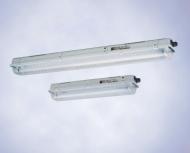 Аварийные светильники для  люминесцентных ламп,  серия ECOLUX 6608  экономичная