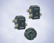 Силовые выключатели и  выключатели  электродвигателей,  серия 8006