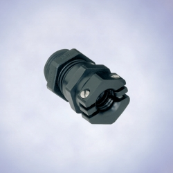 Кабельные вводы из пластмассы с разгрузкой от натяжения, серия HSK-K-MZ-Ex
