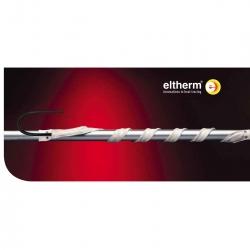 Прочная нагревательная лента устойчивая к высоким температурам ELW-HS до 450 °C