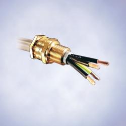 Кабельные вводы Ex d, Ex e для неармированных кабелей, серия 8163/2-A2F