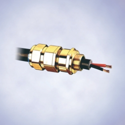 Кабельные вводы Ex d и Ex e для кабелей, армированных стальной  проволокой, серия 8163/2-E1FW