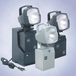 Ручной прожектор, серия HS6145 и HSL145