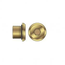 Шестигранные металлические заглушки SPHH