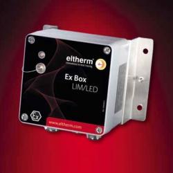Ограничитель Ex-Box с LED-дисплеем Тип Ex-Box LIM/LED