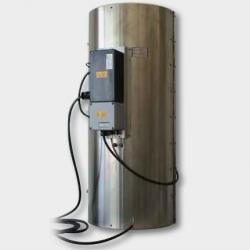 Обогреватели для газовых баллонов стандартного размера Тип ELFL