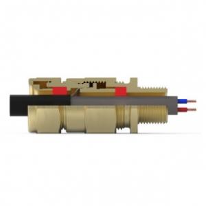 Кабельный ввод типа A8*F, E8X*F (Для плоских бронированных и небронированных кабелей)