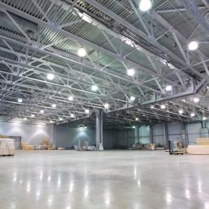 Новая услуга от компании – монтаж промышленных светодиодных светильников