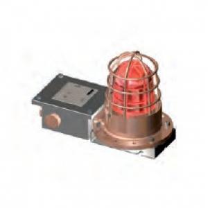 Светодиодный заградительный огонь малой интенсивности Серия TEF 2430