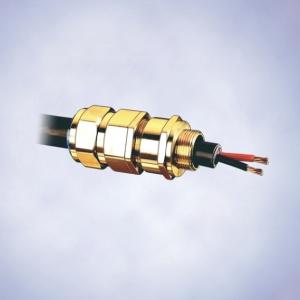 Кабельные вводы Ex d и Ex e для кабелей, армированных проволочной  оплеткой и стальной проволокой, серия 8163/2-E1FX