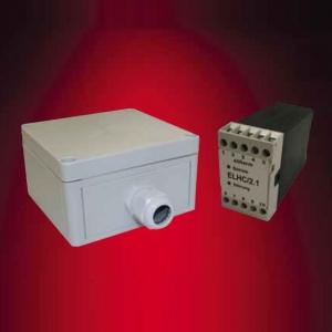 Устройство контроля нагревательной  цепи ( Тип ELHC/2, ELHC/4 )