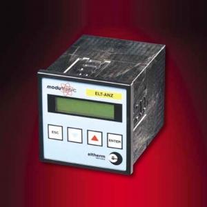 Электронный дисплей и блок управления ( Тип ELT-ANZ )