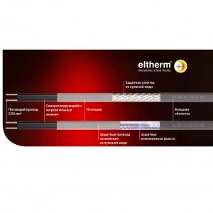 Саморегулирующийся нагревательный кабель «микро» ELSR-M до 65 °C