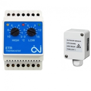 Регулятор температуры Oj Electronics ETR/F-1447