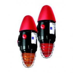 Комбинированный сигнальный прибор GRP 110 дБ (A)/5 Дж,  во взрывонепроницаемом исполнении Серия YL6S