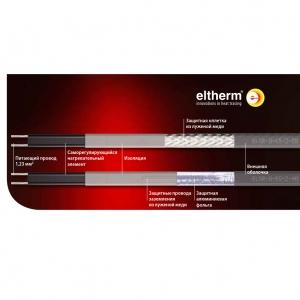 Саморегулирующийся нагревательный кабель для горячих жидкостей ELSR-W до 100 °C