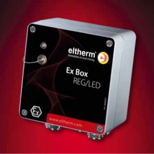 Ex-Box температурный регулятор с LED-дисплеем Тип Ex-Box REG/LED