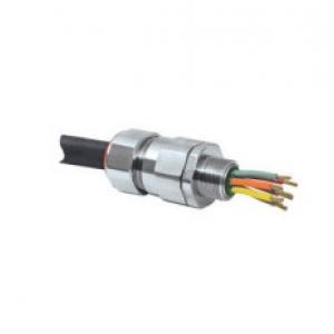Кабельный ввод для всех типов армированных кабелей (SWA, оплетка, лента)  (сталь и алюминий) с барьерной герметизацией компаундом (RapidEx) Серия PX2K REX