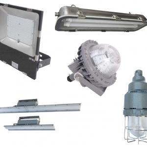 Получены образцы светодиодных светильников Qinsun