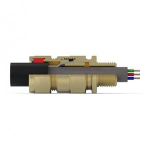 Кабельный ввод типа C***E (Одинарное уплотнение для бронированных кабелей)