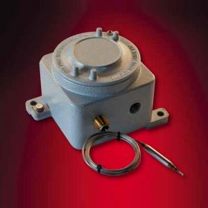 Капиллярный термостат для взрывоопасных зон Тип EL-CT