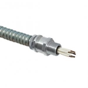 Кабельный ввод для всех типов неармированных кабелей и кабелей с армированием проволочной оплеткой, проложенных в гибком шланге Серия A2FFC