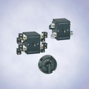 Силовые выключатели и  выключатели  электродвигателя  серии 8543