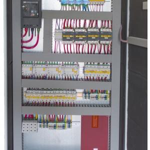 Шкафы управления Конструкция на заказ
