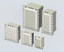 Компактные Ex d корпусы для контрольных и распределительных коробок