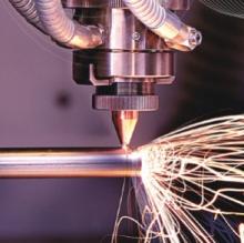 Лазерная муфта для кабеля с минеральной изоляцией